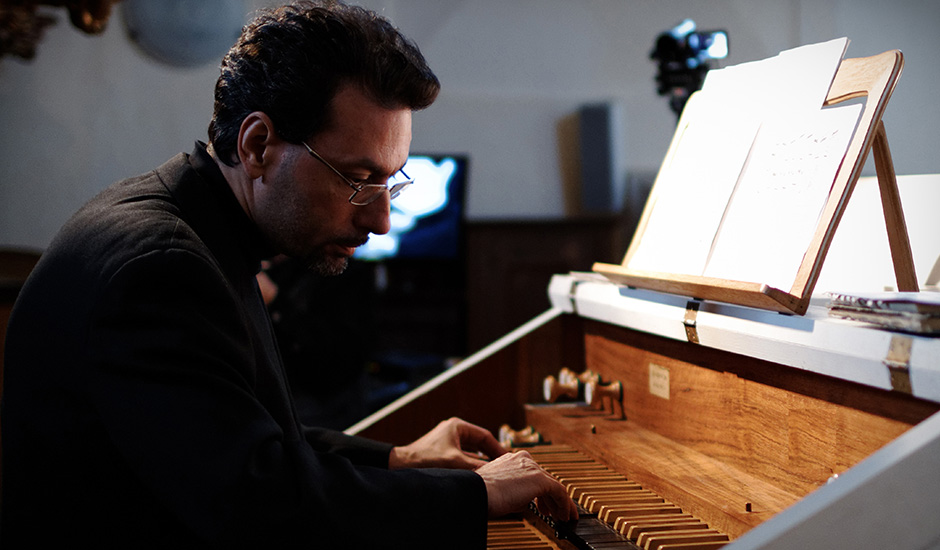 Luca Scandali in concerto