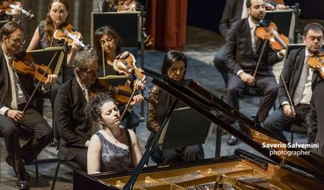 KM-Kontinent Mozart. Primo concerto