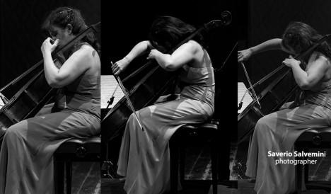 Silvia Chiesa e Maurizio Baglini, violoncello e pianoforte