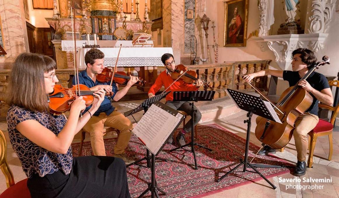 Concerto per Quartetto d'Archi