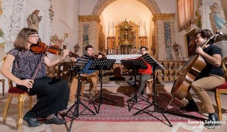 Un giovane quartetto d'archi per gli Amici della Musica