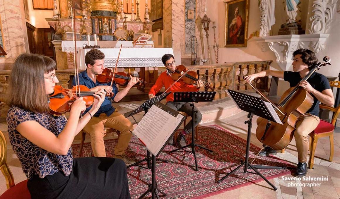 Masterclass per quartetto d'archi