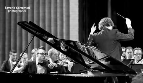 KM-Kontinent Mozart. Terzo concerto