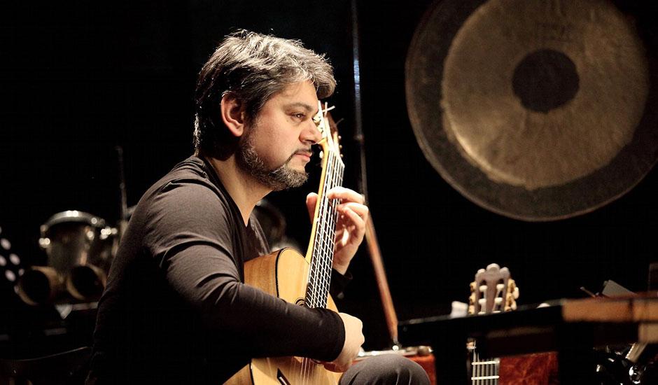 Luigi Attademo chitarra