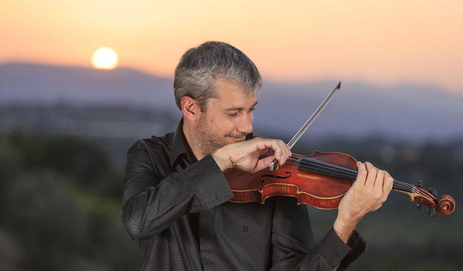 Fabio Paggioro violino