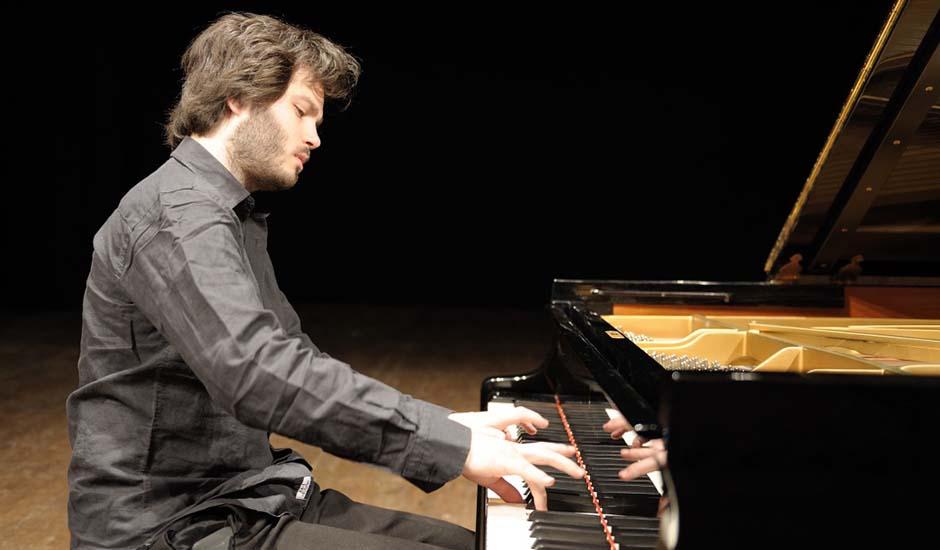 ANTONII BARYSHEVSKYI pianoforte
