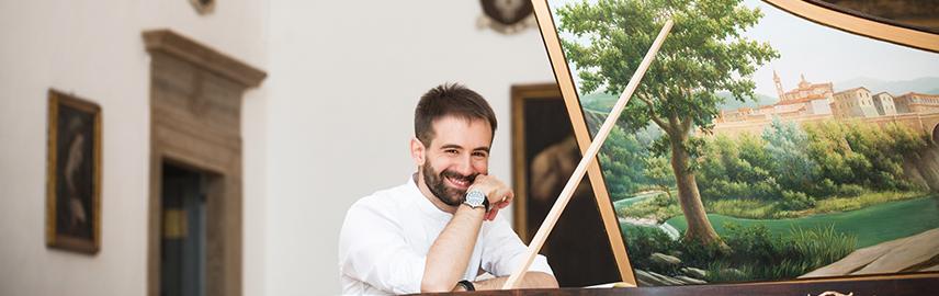 Musica alla moda: LORENZO ANTINORI, organo