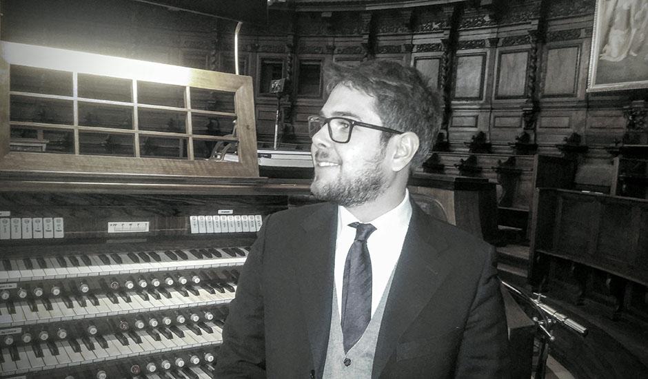 BIAGIO QUAGLINO, organo