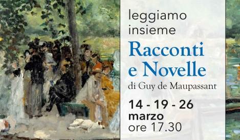Leggiamo insieme Guy de Maupassant!