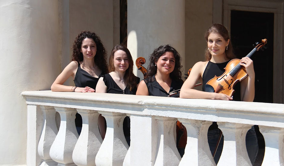 Quartetto EVAN a San Ginesio