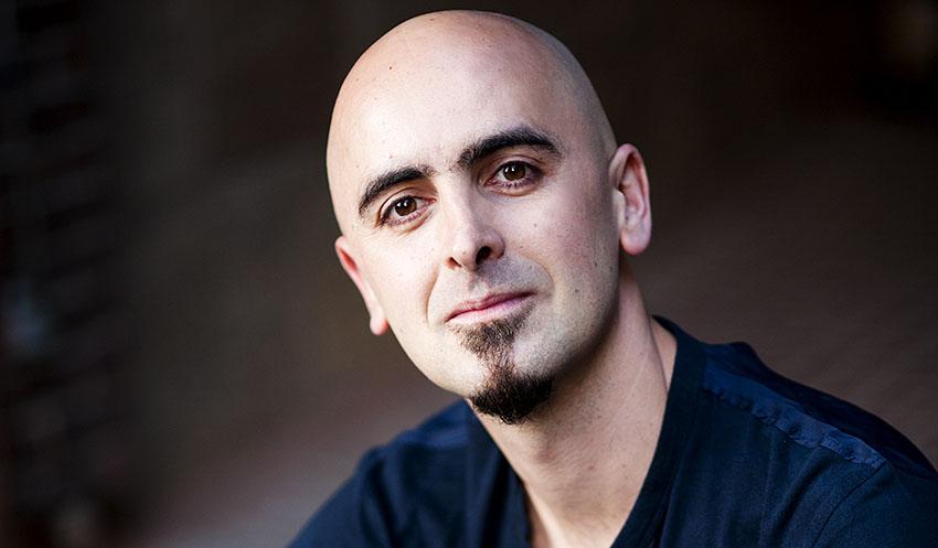 Festival organistico: Daniel Oyarzabal