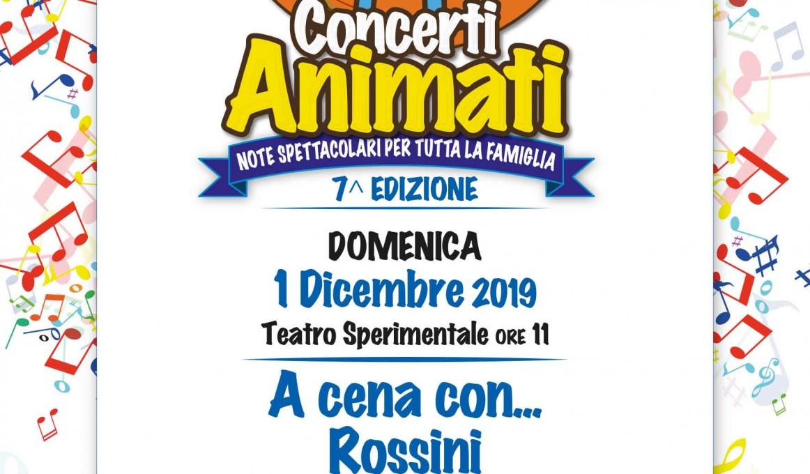 A cena con… Rossini. Concerto Animato