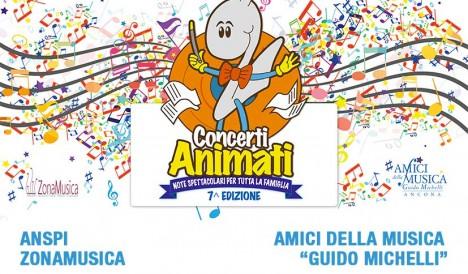 Concerti Animati: note spettacolari per tutta la famiglia!