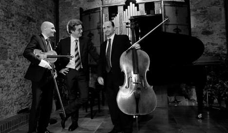 Musica per archi e pianoforte: il Trio Ceccanti – Fossi in concerto