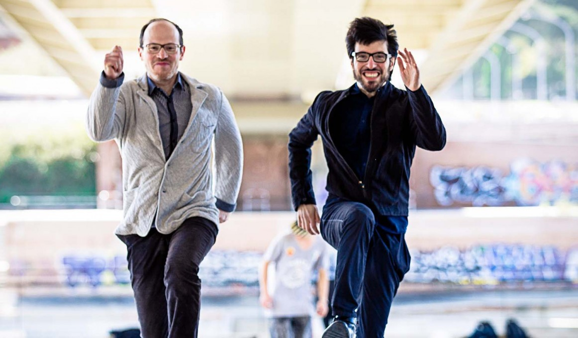 Francesco Dillon ed Emanuele Torquati, Artisti in Residenza