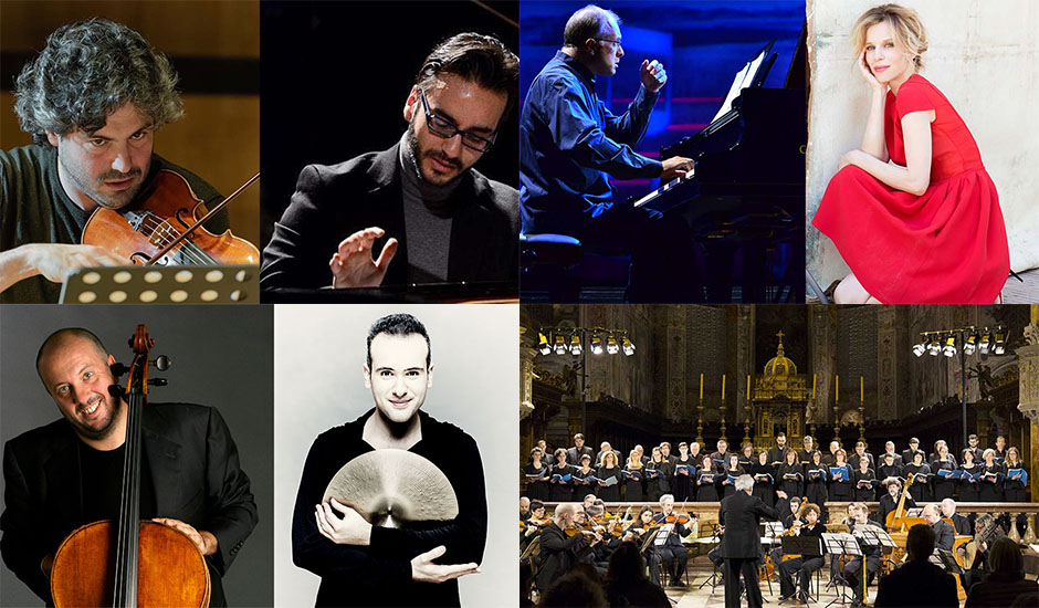 Stagione Concertistica 19/20: eventi rinviati a data da destinarsi
