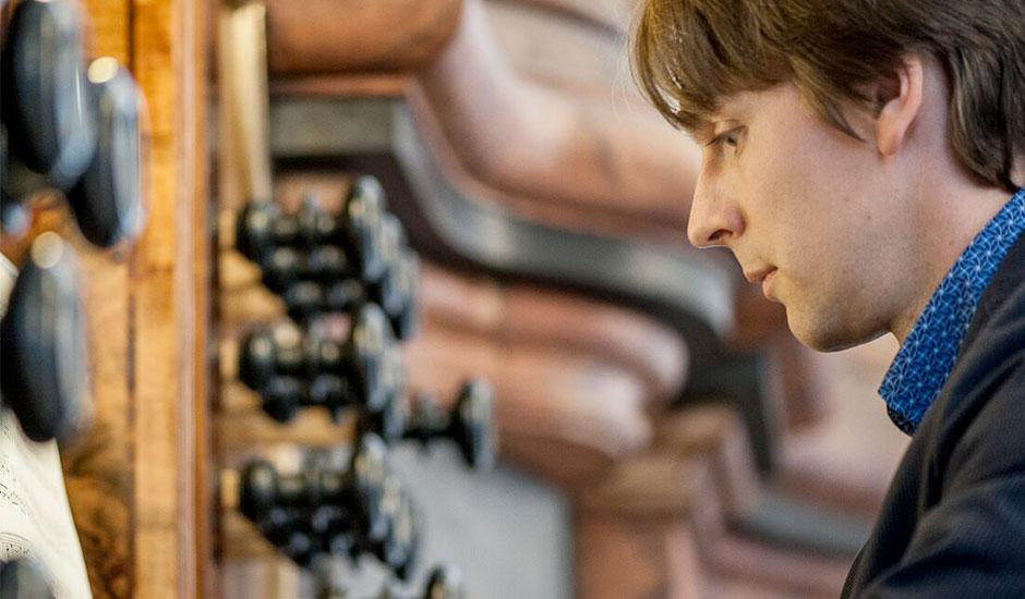 Festival organistico 2020: Philipp Christ
