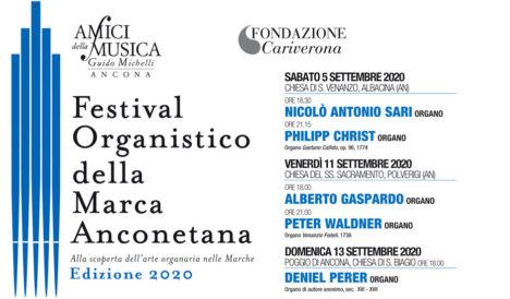 Festival organistico 2020