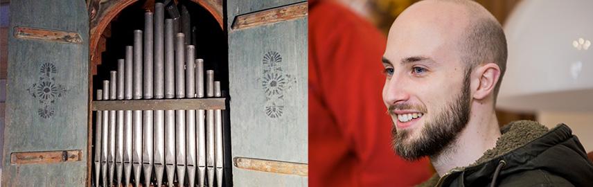 Festival organistico 2020: Deniel Perer