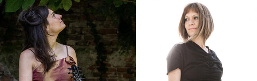 Duo Laura Catrani – Elisa La Marca per Marche Concerti Streaming
