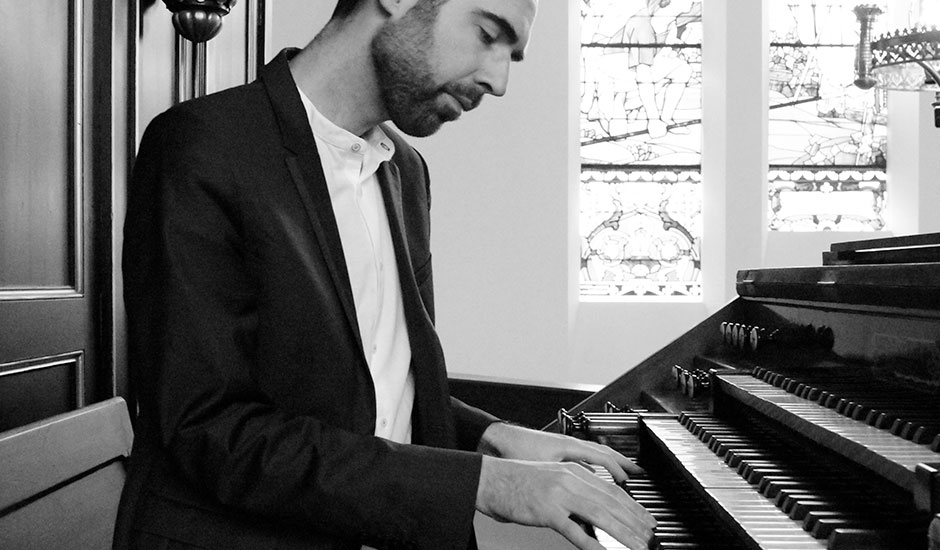 Festival Organistico 2021: Paul Goussot