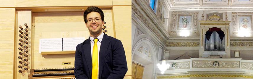 Festival Organistico 2021: Daniele Parussini